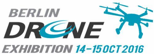 Fachmesse für Copter und Drohnen - die Drone Berlin
